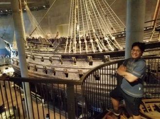 Vasa museum.